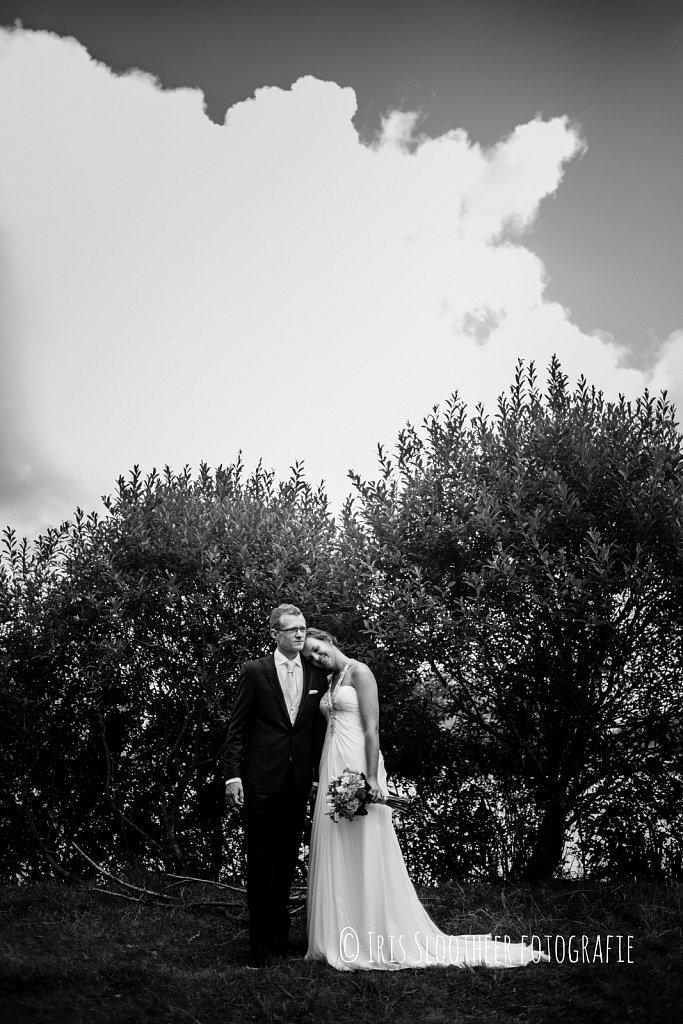 Bruiloft Arno en Linda