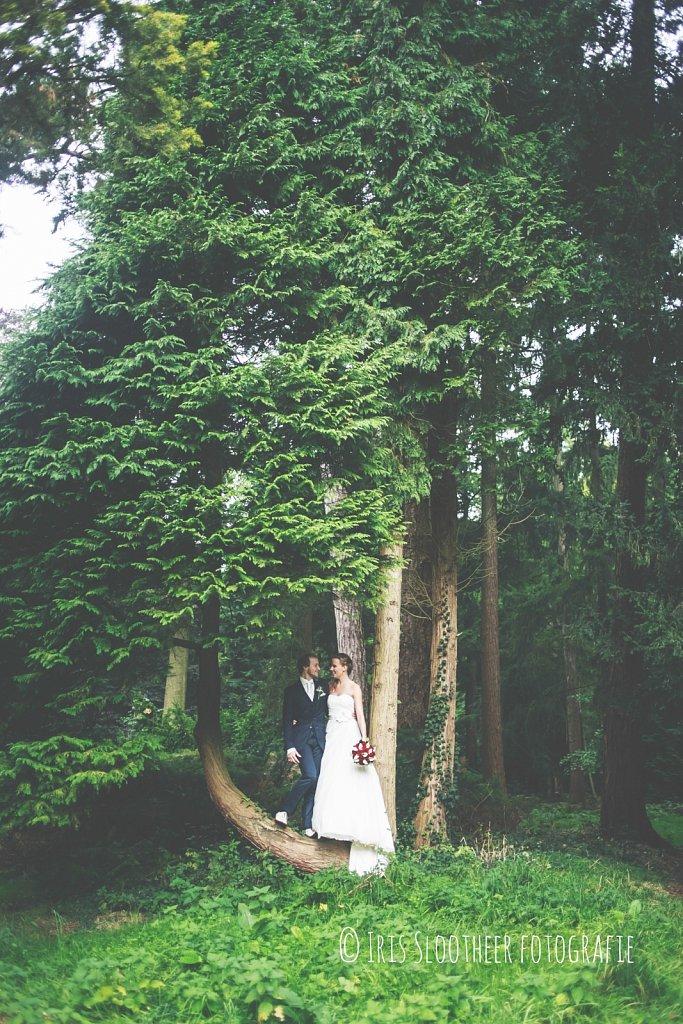 Bruiloft Hendrik en Jennieke