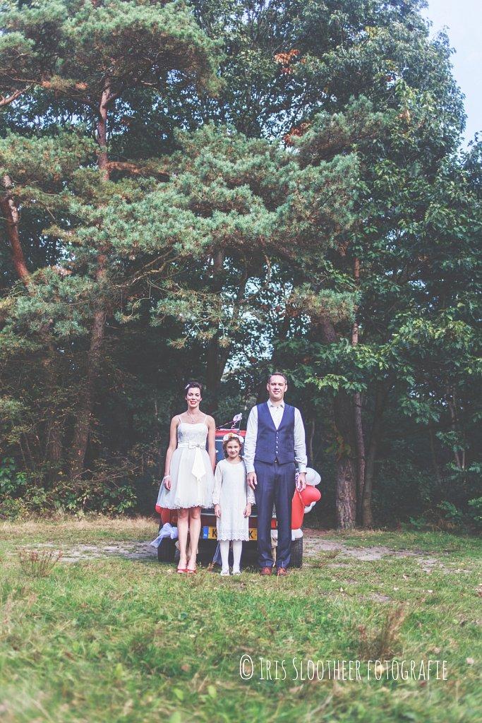 Bruiloft Caspar en Frederike